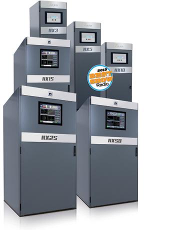 AM: NX Series 1 – 50 kW – Hotpoint enterprise